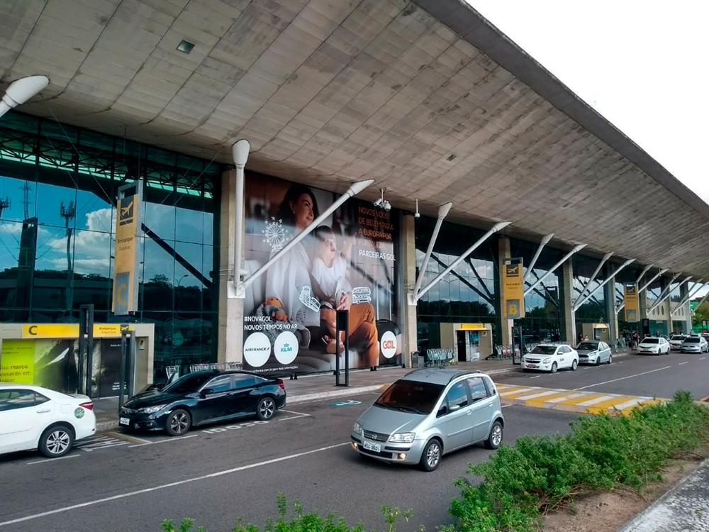 Painel fachada