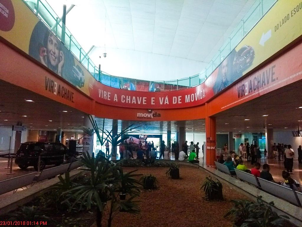Grande IMPACTO no Aeroporto de Manaus!