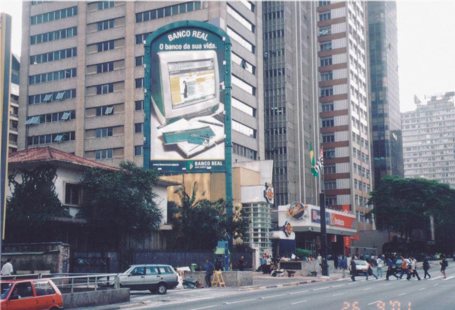 Mega TOTEM – Banco Real!