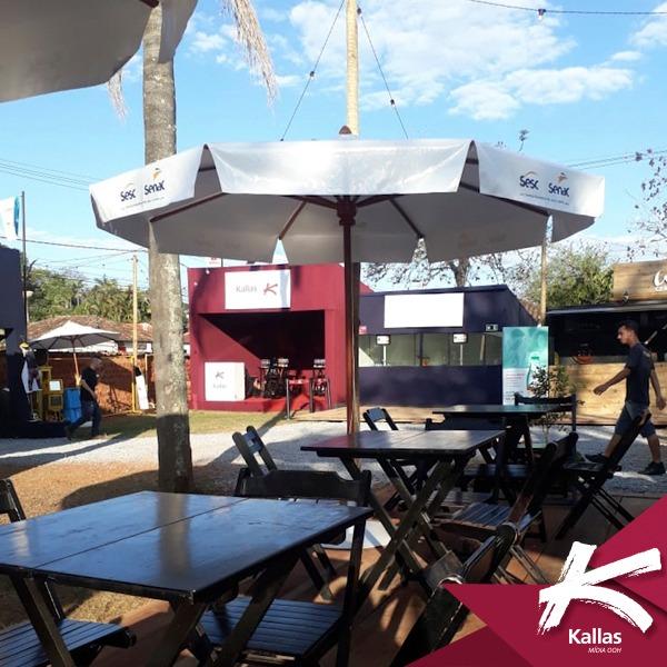 Kallas Mídia OOH na 21° edição do Festival Cultura e Gastronomia em Tiradentes