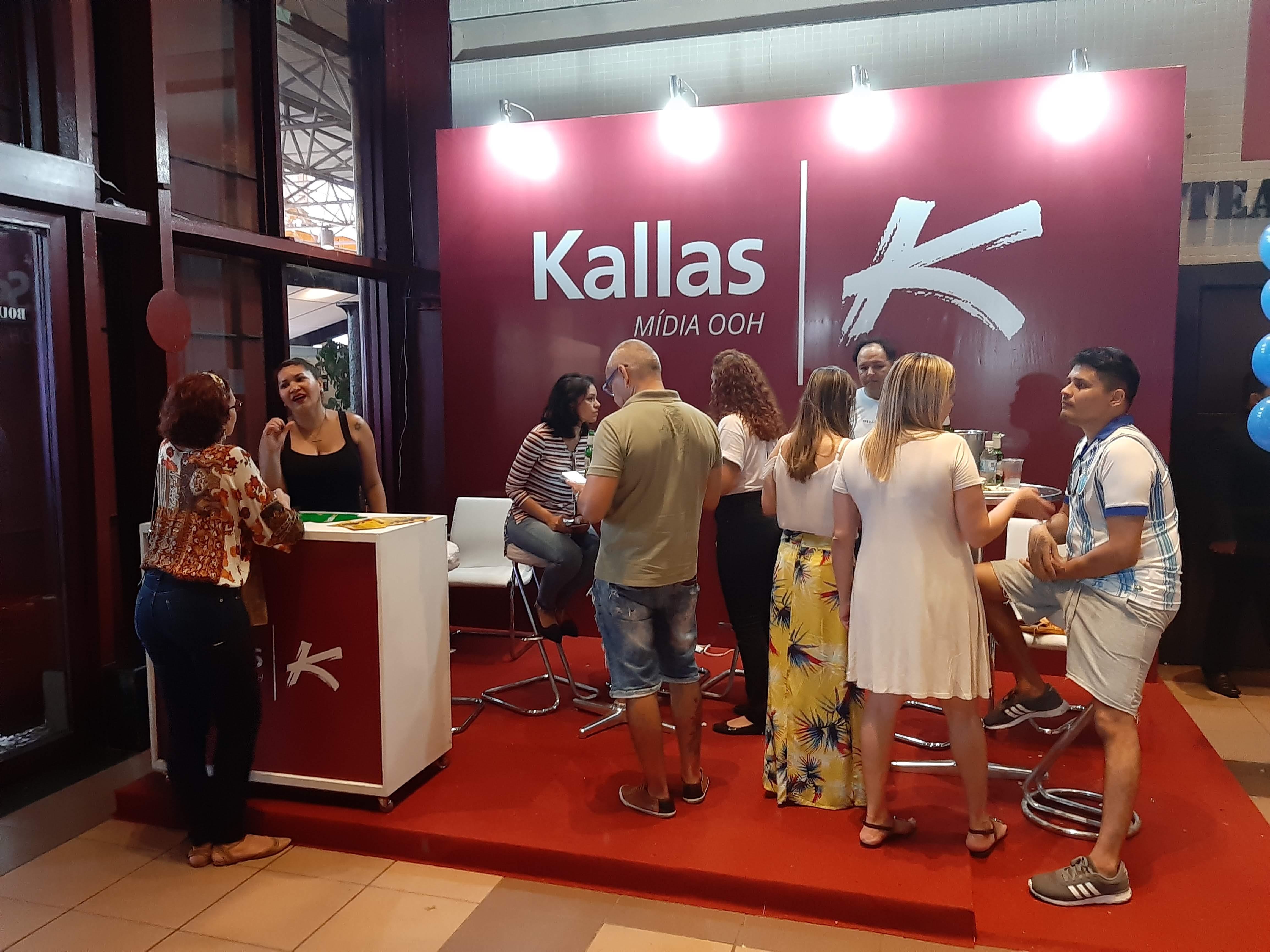 Kallas no Fartura Gastronomia 2019 em Belém do Pará