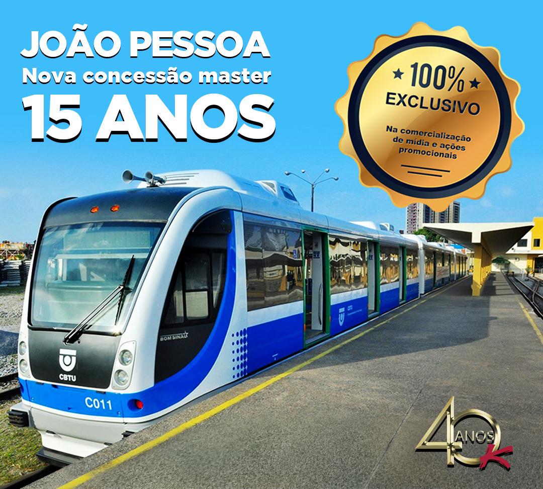 """O nosso """"K"""" também está localizado nos TRILHOS de JOÃO PESSOA – PB!"""