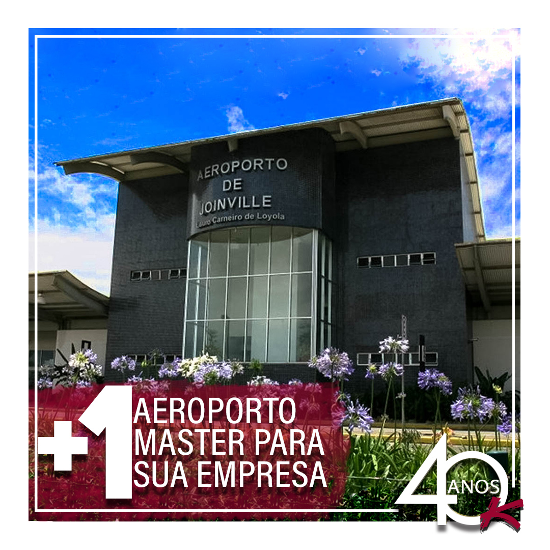 NOVA CONCESSÃO MASTER DE PUBLICIDADE EM JOINVILLE – SC