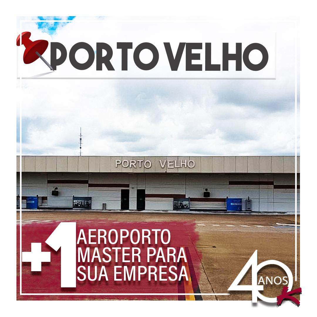 Kallas Mídia OOH passa a ter Concessão Master de publicidade em Porto Velho -RO ✈️