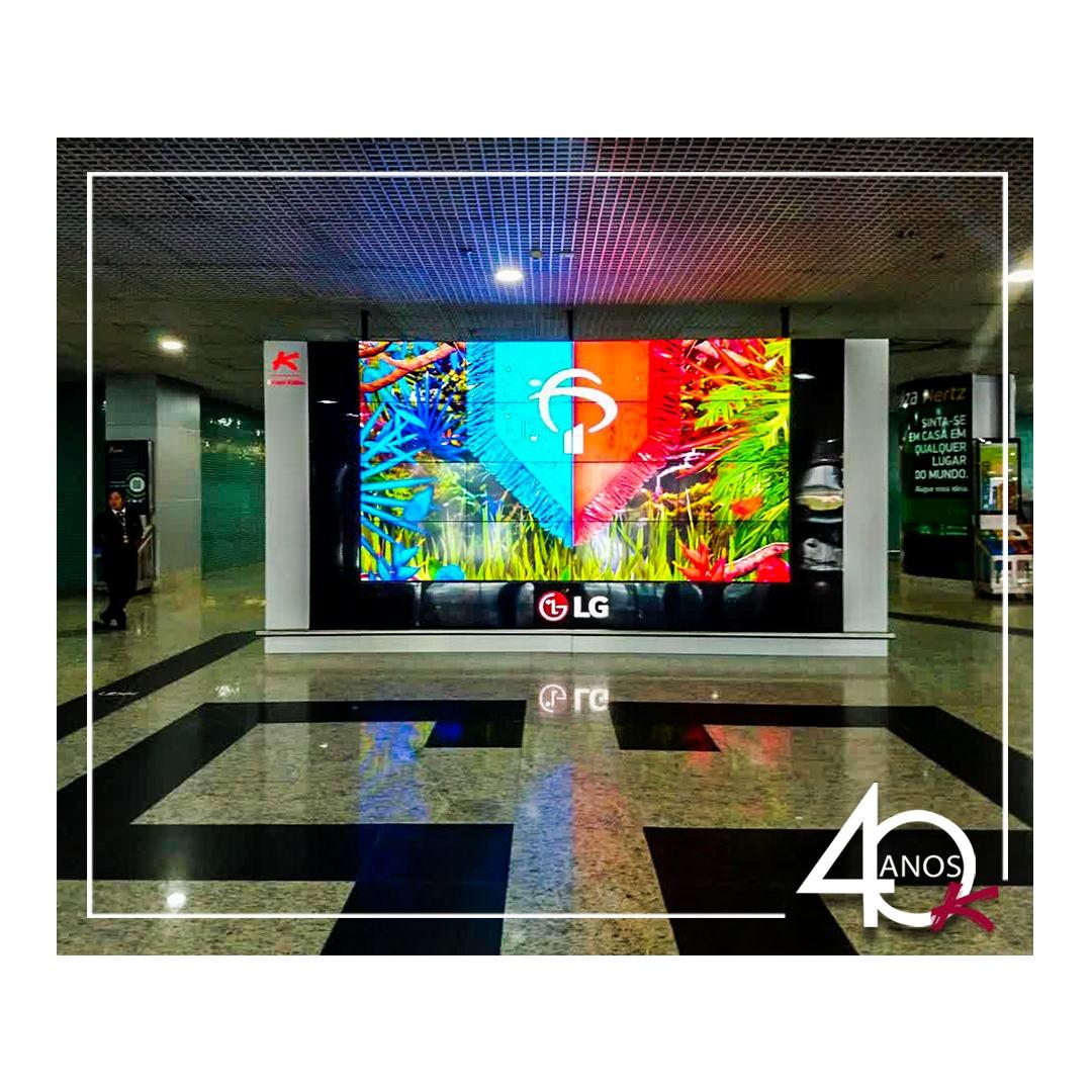 Aeroporto de Manaus recebe campanha de divulgação do Bradesco para Festival Folclórico de Parintins!